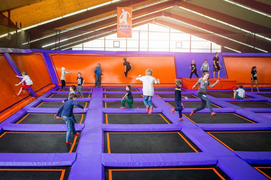 indoor playgroun new jersey, trampoline park