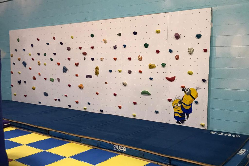 climbing wall new jersey