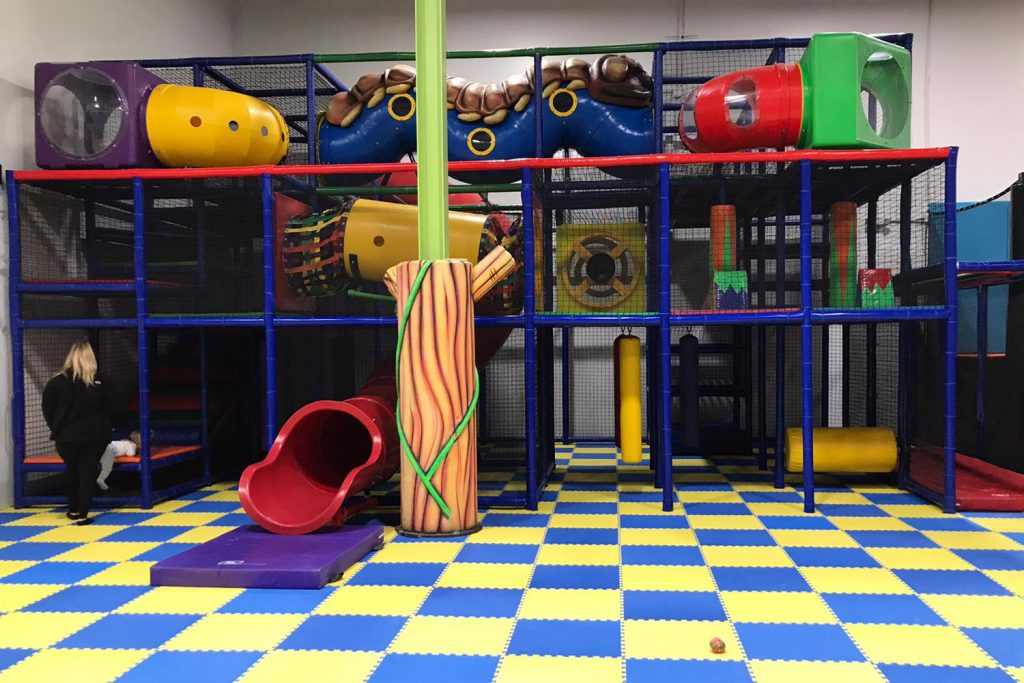 soft-play-structure indoor playground nj